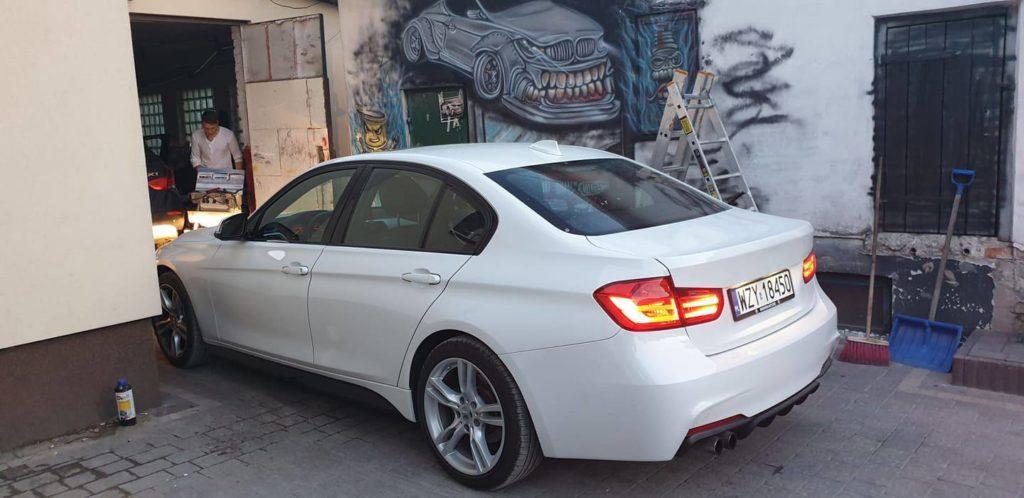 BMW seria 3 programowanie