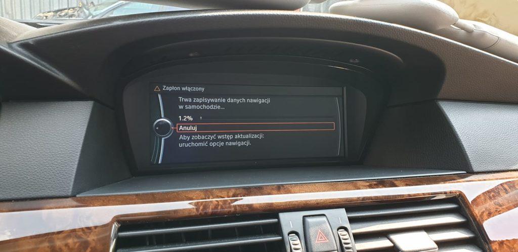 BMW aktualizacja nawigacji GPS