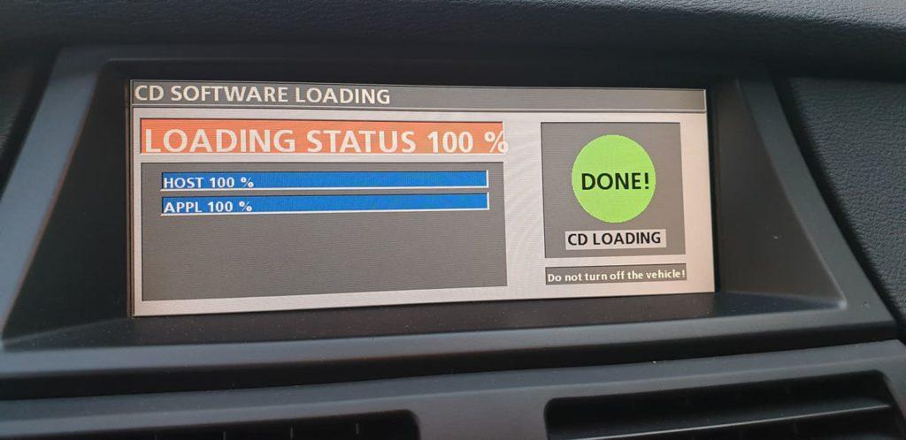 BMW aktualizacja sterownikow